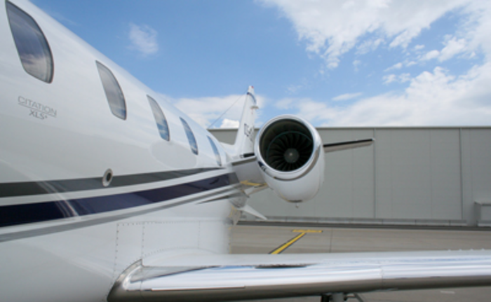 Avcon Jet Cessna Citation XLS+ exterior