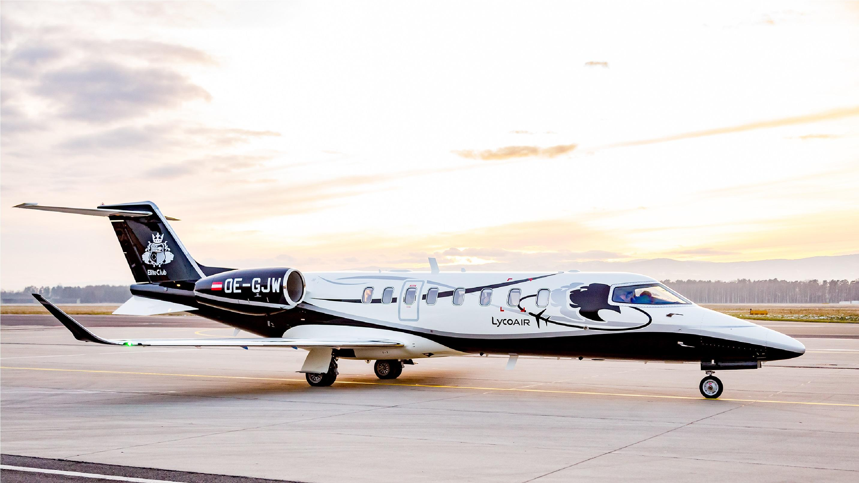 Two brand new Bombardier Learjet 75's have joined our charter fleet