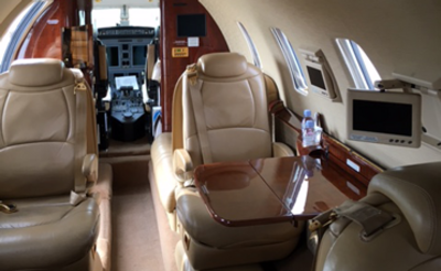 Cessna Citation XLS+ cabin 2